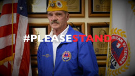 Please Stand :30 TV PSA