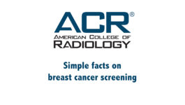 Simple Facts on Breast Cancer Screening