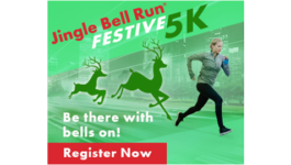Arthritis Foundation :15 English Jingle Bell Run Radio PSA