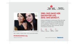 Women & Heart Disease More Time Long Form Broadcast (No Expiration Date)
