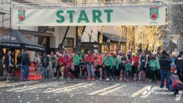 Arthritis Foundation :30 English Jingle Bell Run TV PSA