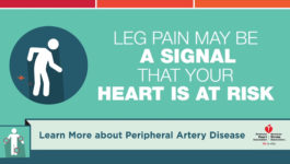 Vascular Health - Peripheral Artery Disease