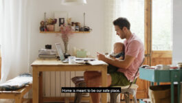 Stay Home :30 Open Captions TV PSA (Kill Date 10-01-21)