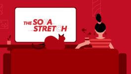 Move More - Sofa Stretch :30