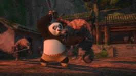 WildAid Kung Fu Panda Fights Extinction - Pangolin :30 TV PSA