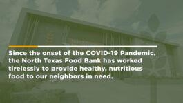 NTFB COVID-19 Relief Efforts