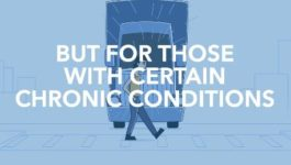 Bad To Worse - Flu & Chronic Health Conditions :15 TV PSA