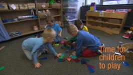 Choosing High-Quality Child Care :30 Radio PSA