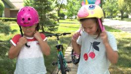 Helmets Save Heads :30 TV PSA