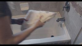 B-Roll: Bathtub Safety