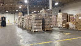 Warehouse B-Roll #1