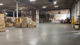 Warehouse B-Roll #2