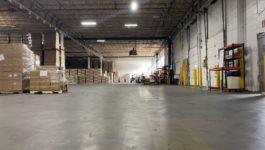 Warehouse B-Roll #4