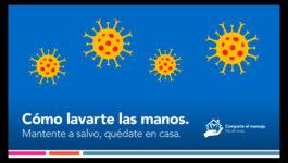Wash Your hands :30 Spanish TV PSA
