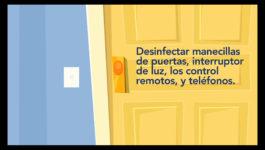 Keep Home Clean :30 Spanish TV PSA