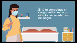 Keep General Recommendations :30 Spanish TV PSA