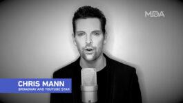 MDA Chris Mann Walk On 1:00 TV PSA