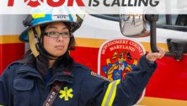 Make Me A Firefighter :60 Radio PSA