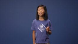 ScoutTalk Cub Jada :30 TV PSA