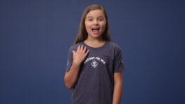 ScoutTalk Cub Kathleen :30 TV PSA