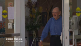 Morris Ossias, 100 - Mission Viejo, CA