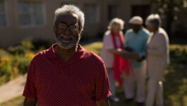 Older Americans After Covid :30 TV PSA