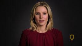 Kristen Bell Atlanta :30 TV PSA