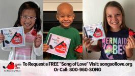 Songs of Love 30 TV PSA