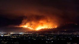 :60 Wildfires Spanish TV PSA