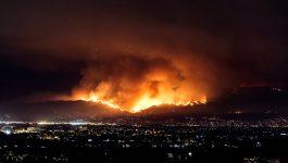 :60 Wildfires English TV PSA