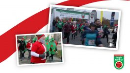 Jingle Bell Run :15 TV PSA